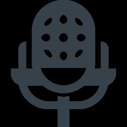 無料でダウンロードできる音声入力マークのアイコン素材 10 商用可の無料 フリー のアイコン素材をダウンロードできるサイト Icon Rainbow