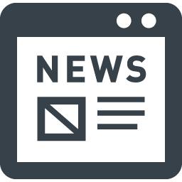 Newsサイト キュレーションサイトのアイコン素材 商用可の無料 フリー のアイコン素材をダウンロードできるサイト Icon Rainbow