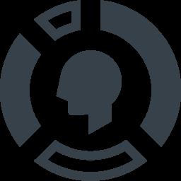 ユーザーのシェア率のデータアイコン素材 商用可の無料 フリー のアイコン素材をダウンロードできるサイト Icon Rainbow
