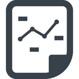 データ解析レポートのフリーアイコン素材 商用可の無料 フリー のアイコン素材をダウンロードできるサイト Icon Rainbow