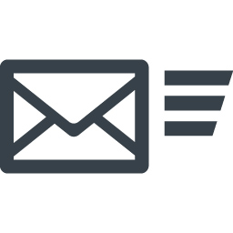 メール送信のアイコン素材 商用可の無料 フリー のアイコン素材をダウンロードできるサイト Icon Rainbow