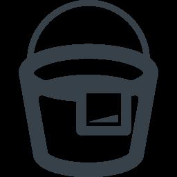 バケツと雑巾のアイコン素材 商用可の無料 フリー のアイコン素材をダウンロードできるサイト Icon Rainbow