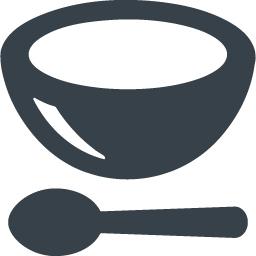 スプーンとスープのアイコン素材 商用可の無料 フリー のアイコン素材をダウンロードできるサイト Icon Rainbow