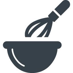ホイッパーでケーキ作る時の生クリーム攪拌のアイコン素材 商用可の無料 フリー のアイコン素材をダウンロードできるサイト Icon Rainbow