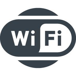 Wifi 無線lanのフリーアイコン素材 2 商用可の無料 フリー のアイコン素材をダウンロードできるサイト Icon Rainbow