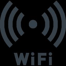 Wifi 無線lanのフリーアイコン素材 5 商用可の無料 フリー のアイコン素材をダウンロードできるサイト Icon Rainbow