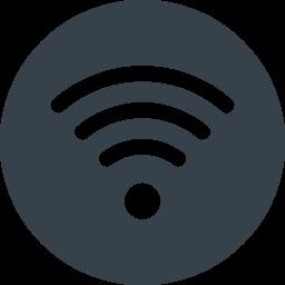 Wifi 無線lanのフリーアイコン素材 12 商用可の無料 フリー のアイコン素材をダウンロードできるサイト Icon Rainbow