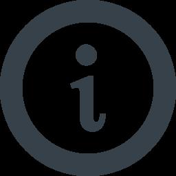 インフォメーションマークのフリーアイコン素材 5 商用可の無料 フリー のアイコン素材をダウンロードできるサイト Icon Rainbow