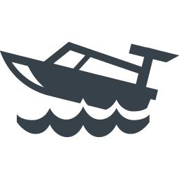 海のボートのアイコン素材 4 商用可の無料 フリー のアイコン素材をダウンロードできるサイト Icon Rainbow