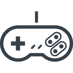 ゲームのコントローラーのアイコン素材 11 商用可の無料 フリー のアイコン素材をダウンロードできるサイト Icon Rainbow