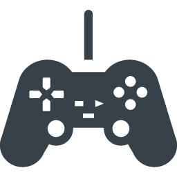 プレステっぽいゲームコントローラーのアイコン 2 商用可の無料 フリー のアイコン素材をダウンロードできるサイト Icon Rainbow