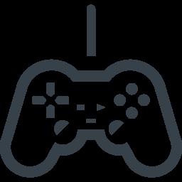 プレステっぽいゲームコントローラーのアイコン 3 商用可の無料 フリー のアイコン素材をダウンロードできるサイト Icon Rainbow