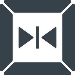 エレベーターの閉めるボタンのアイコン素材 2 商用可の無料 フリー のアイコン素材をダウンロードできるサイト Icon Rainbow