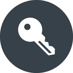 鍵のフリーアイコン素材 7 商用可の無料 フリー のアイコン素材をダウンロードできるサイト Icon Rainbow