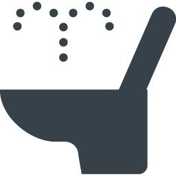 ウォシュレットのトイレアイコン素材 1 商用可の無料 フリー のアイコン素材をダウンロードできるサイト Icon Rainbow