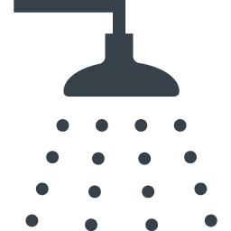 シャワーの無料アイコン素材 2 商用可の無料 フリー のアイコン素材をダウンロードできるサイト Icon Rainbow