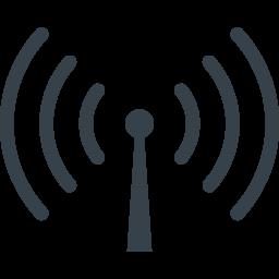 電波 アンテナのアイコン素材 3 商用可の無料 フリー のアイコン素材をダウンロードできるサイト Icon Rainbow