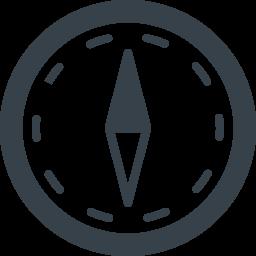 方位磁針のアイコン素材4 商用可の無料 フリー のアイコン素材をダウンロードできるサイト Icon Rainbow