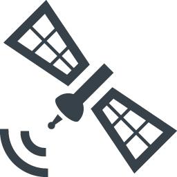 通信系の素材として使えそうな人工衛星のアイコン 4 商用可の無料 フリー のアイコン素材をダウンロードできるサイト Icon Rainbow