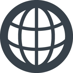 地球 ネットワークの無料アイコン素材 1 商用可の無料 フリー のアイコン素材をダウンロードできるサイト Icon Rainbow