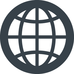 地球 ネットワークのアイコン素材 2 商用可の無料 フリー のアイコン素材をダウンロードできるサイト Icon Rainbow