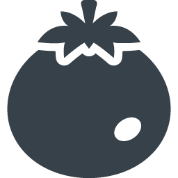 野菜 トマトの無料アイコン素材 2 商用可の無料 フリー のアイコン素材をダウンロードできるサイト Icon Rainbow