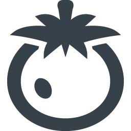 野菜 トマトの無料アイコン素材 4 商用可の無料 フリー のアイコン素材をダウンロードできるサイト Icon Rainbow