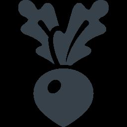 野菜 カブの無料アイコン素材 3 商用可の無料 フリー のアイコン素材をダウンロードできるサイト Icon Rainbow