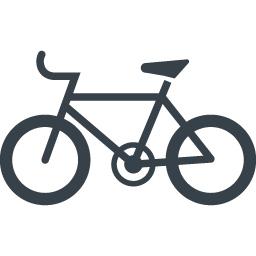 自転車のアイコン素材 11 商用可の無料 フリー のアイコン素材をダウンロードできるサイト Icon Rainbow