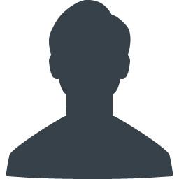 ユーザー ログインのシルエットのアイコン素材 商用可の無料 フリー のアイコン素材をダウンロードできるサイト Icon Rainbow
