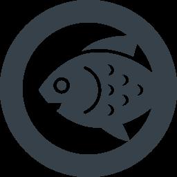 汎用的に使えそうなお魚さんのアイコン素材 3 商用可の無料 フリー のアイコン素材をダウンロードできるサイト Icon Rainbow