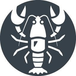 ロブスター ザリガニのアイコン素材 5 商用可の無料 フリー のアイコン素材をダウンロードできるサイト Icon Rainbow