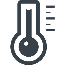 温度計のアイコン素材 1 商用可の無料 フリー のアイコン素材をダウンロードできるサイト Icon Rainbow