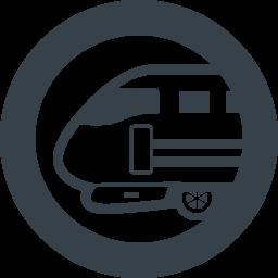 新幹線のアイコン素材 2 商用可の無料 フリー のアイコン素材をダウンロードできるサイト Icon Rainbow