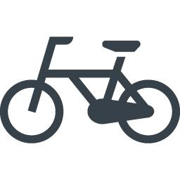 自転車の無料アイコン素材 13 商用可の無料 フリー のアイコン素材をダウンロードできるサイト Icon Rainbow