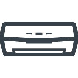 エアコンのアイコン素材 3 商用可の無料 フリー のアイコン素材をダウンロードできるサイト Icon Rainbow