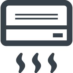 ルームエアコンの無料アイコン素材 1 商用可の無料 フリー のアイコン素材をダウンロードできるサイト Icon Rainbow