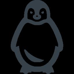ペンギンのアイコン素材 3 商用可の無料 フリー のアイコン素材をダウンロードできるサイト Icon Rainbow