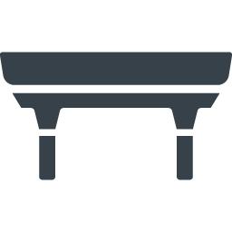 おしゃれなテーブルのアイコン素材 1 商用可の無料 フリー のアイコン素材をダウンロードできるサイト Icon Rainbow