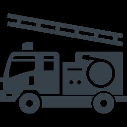 消防車の無料アイコン素材 4 商用可の無料 フリー のアイコン素材をダウンロードできるサイト Icon Rainbow