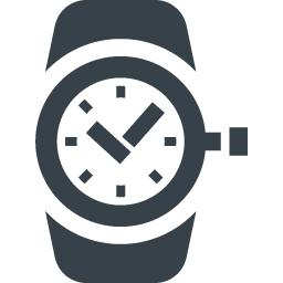 腕時計のフリーアイコン素材 2 商用可の無料 フリー のアイコン素材をダウンロードできるサイト Icon Rainbow
