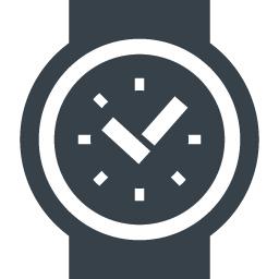 腕時計のフリーアイコン素材 3 商用可の無料 フリー のアイコン素材をダウンロードできるサイト Icon Rainbow