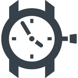 腕時計のフリーアイコン素材 4 商用可の無料 フリー のアイコン素材をダウンロードできるサイト Icon Rainbow