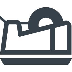 セロハンテープの無料アイコン素材 2 商用可の無料 フリー のアイコン素材をダウンロードできるサイト Icon Rainbow