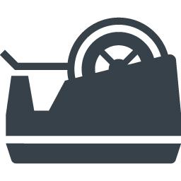 セロハンテープの無料アイコン素材 5 商用可の無料 フリー のアイコン素材をダウンロードできるサイト Icon Rainbow