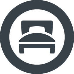 ベッドの無料アイコン素材 2 商用可の無料 フリー のアイコン素材をダウンロードできるサイト Icon Rainbow