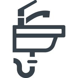 蛇口と洗面台のフリーアイコン素材 5 商用可の無料 フリー のアイコン素材をダウンロードできるサイト Icon Rainbow