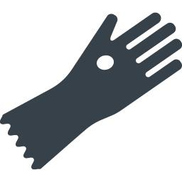 掃除アイテム ゴム手袋のアイコン素材 2 商用可の無料 フリー のアイコン素材をダウンロードできるサイト Icon Rainbow