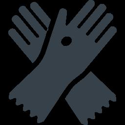 掃除アイテム ゴム手袋のアイコン素材 3 商用可の無料 フリー のアイコン素材をダウンロードできるサイト Icon Rainbow