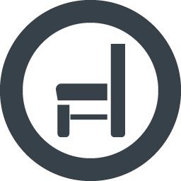 横からみた木の椅子のアイコン素材 2 商用可の無料 フリー のアイコン素材をダウンロードできるサイト Icon Rainbow